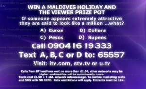 Who-wants-to-be-a-millionaire-competition-itv-question-whowantstobeamillionairecompetition