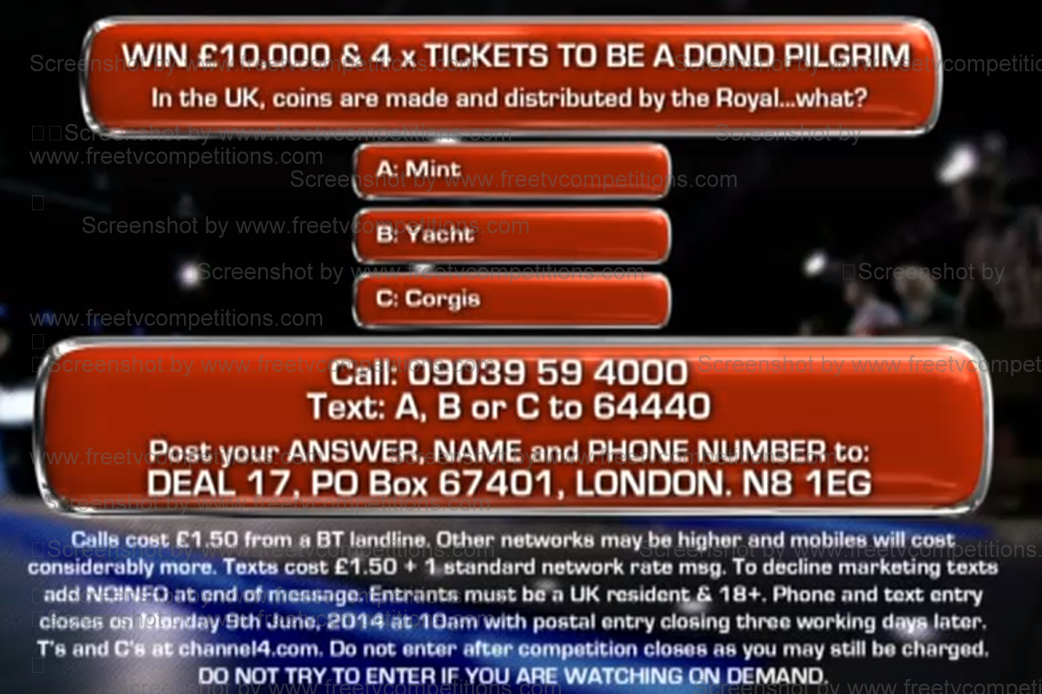 textual analysis deal or no deal