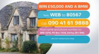 good morning britain competition £50,000 & BMW prize draw
