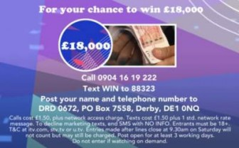 Real Deal Competition £18000