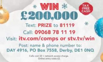 Loose Women Competition £200,000