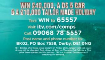 Lorraine Competition £40,000