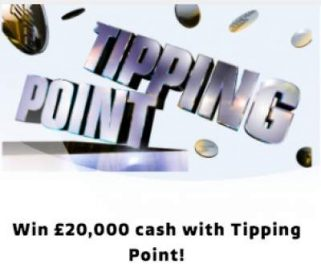 Tipping Point Prize £20,000