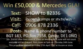 Britain's Got Talent Mercedes Competition