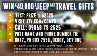 Lorraine Jeep Competition 2018