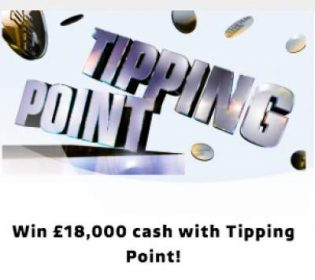 ITV Tipping Point Competition £18,000