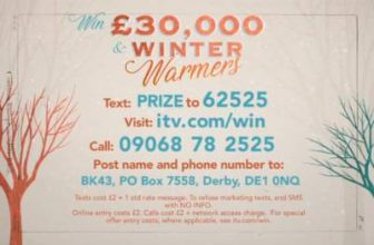 Lorraine Winter Warmer Prize Draw 2018