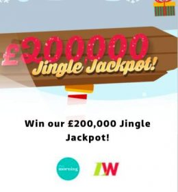 Loose Women Jingle Jackpot Prize Draw 2020 ITV