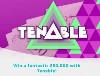 Tenable Competition £50,000