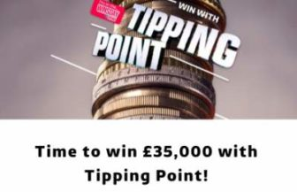The Tipping Point Competition Archives ~ Free Entry TV