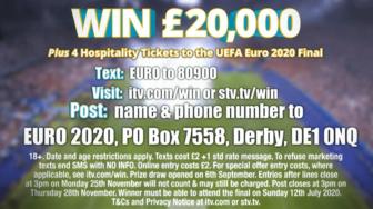 ITV Sports UEFA EURO 2020