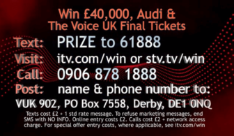 The Voice Entry Details