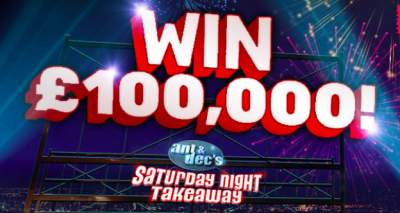 Saturday Night Takeaway Competition 2020