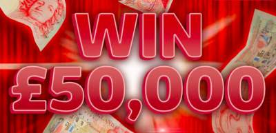 Beat The Chasers Competition ITV £50,000 Prize
