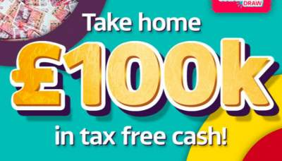 ITV £100K Prize 2020 Competition