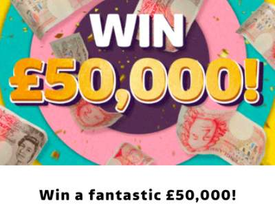 ITV £50K prize competition