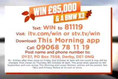 Loose Women BMW Competition