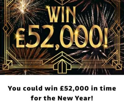 £52,000 prize ITV 2020