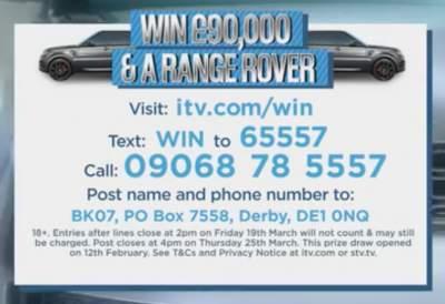Lorraine Range Rover prize 2021 entry details