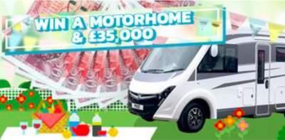 Loose Women Motorhome Prize 2021 ITV