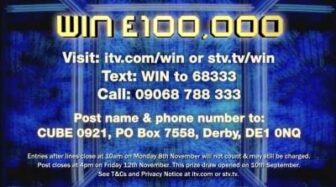 The Cube Viewers Prize ITV 2021