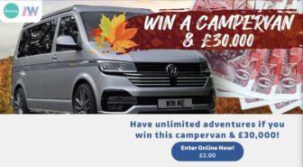 Loose Women Campervan Prize 2021